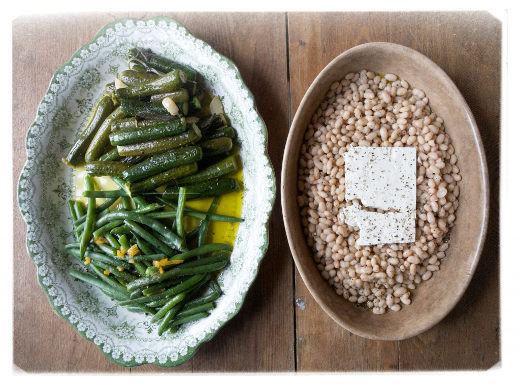How long to cook green beans
